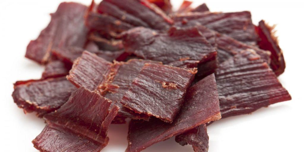 кукра-сушеное мясо по эвенкийски